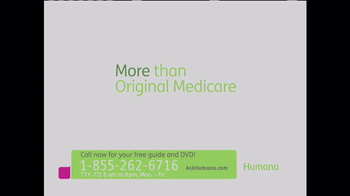 Humana TV Spot, 'New Healthcare Plans' - Thumbnail 7