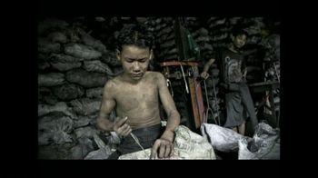 UNICEF TV Spot, 'Human Trafficking' Featuring Angie Harmon