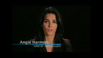 UNICEF TV Spot, 'Human Trafficking' Featuring Angie Harmon - Thumbnail 4