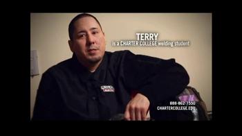 Charter College TV Spot, 'Welding' - Thumbnail 2