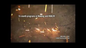 Charter College TV Spot, 'Welding' - Thumbnail 4