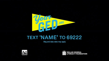Ad Council TV Spot, 'GED Pep Talk Center' - Thumbnail 10