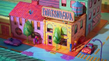 General Mills TV Spot, 'Fruitsnackia: Puddle' - Thumbnail 1