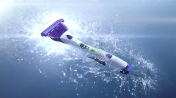 Schick TV Spot For Schick Hydro 5 Power Select - 72 commercial airings