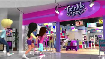 Twinkle Toes TV Spot, 'Mall'