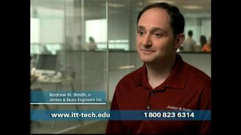 ITT Technical Institute Opportunity Scholarship TV Spot, 'Hiring Grads' - Thumbnail 2