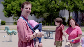 NHTSA TV Spot, 'Playground' - 741 commercial airings