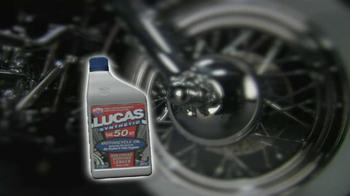 Lucas Oil Motorcycle Oil TV Spot - Thumbnail 4