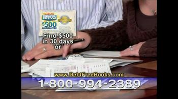 Kevin Trudeau's Financial Freedom TV Spot, 'Debt Free Books' - Thumbnail 10