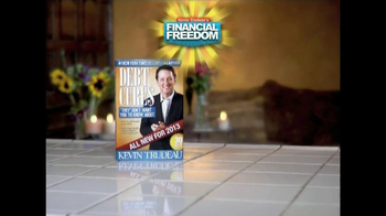 Kevin Trudeau's Financial Freedom TV Spot, 'Debt Free Books' - Thumbnail 8