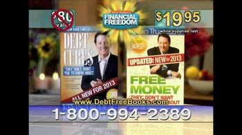 Kevin Trudeau's Financial Freedom TV Spot, 'Debt Free Books' - Thumbnail 9
