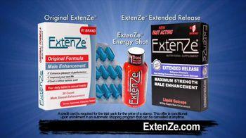 ExtenZe TV Spot, 'Being More'