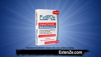 ExtenZe TV Spot, 'Being More' - Thumbnail 1