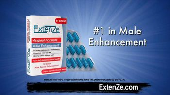 ExtenZe TV Spot, 'Being More' - Thumbnail 2
