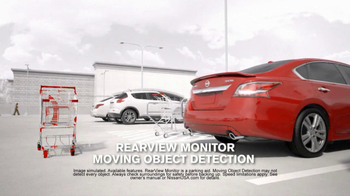 Nissan TV Spot, 'Bottom Line Model Year-End Event' - Thumbnail 4