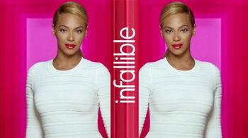 L'Oreal Infallible TV Spot, 'A todo color' con Beyoncé [Spanish] - 32 commercial airings