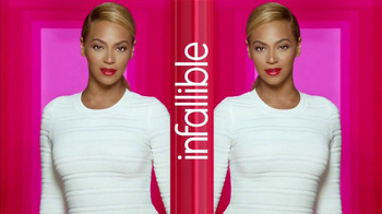L'Oreal Infallible TV Spot Con Beyonce [Spanish] - 32 commercial airings
