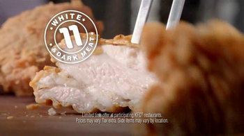 KFC Boneless Original Recipe TV Spot 'Kids on the Patio Eat the Bones' - Thumbnail 10