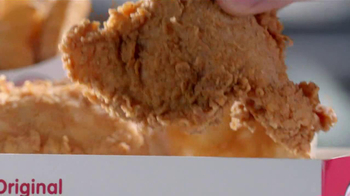 KFC Boneless Original Recipe TV Spot 'Kids on the Patio Eat the Bones' - Thumbnail 9