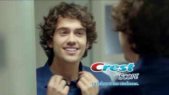 Crest Plus Scope TV Spot, 'Celebra los Audaces' [Spanish] - Thumbnail 2