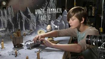 Honey Maid Grahamfuls TV Spot, 'Wyatt the Filmmaker' - Thumbnail 1