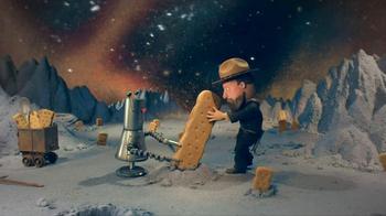 Honey Maid Grahamfuls TV Spot, 'Wyatt the Filmmaker' - Thumbnail 4