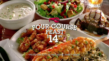Red Lobster Four Course Seafood Feast TV Spot, 'Gerente General' [Spanish] - Thumbnail 5
