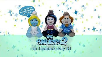 Build-A-Bear Workshop TV Spot, 'Smurfs'