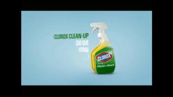 Clorox Clean-Up with Bleach TV Spot, 'Risas con Abuelo' [Spanish] - Thumbnail 9