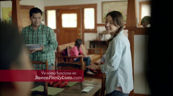 Wells Fargo TV Spot, 'Primer Cheque' [Spanish] - Thumbnail 7