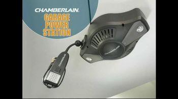 Chamberlain Garage Power Station TV Spot