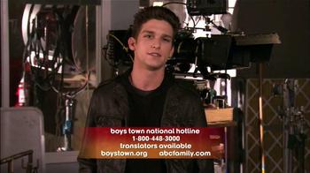 Boys Town TV Spot 'ABC Family' - Thumbnail 8