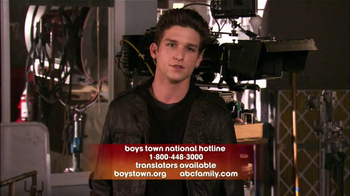 Boys Town TV Spot 'ABC Family'