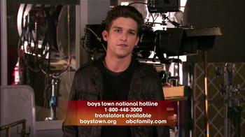 Boys Town TV Spot 'ABC Family' - Thumbnail 3
