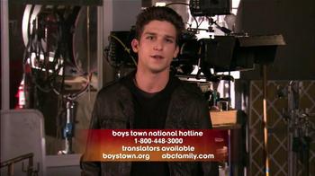 Boys Town TV Spot 'ABC Family' - Thumbnail 5