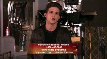 Boys Town TV Spot 'ABC Family' - Thumbnail 7