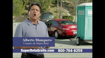 Super Beta Prostate TV Spot Con Alberto Manquero [Spanish] - Thumbnail 1