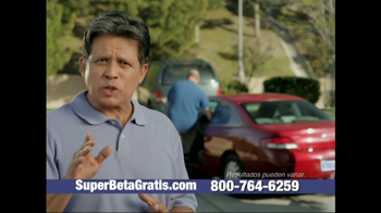 Super Beta Prostate TV Spot Con Alberto Manquero [Spanish] - Thumbnail 8
