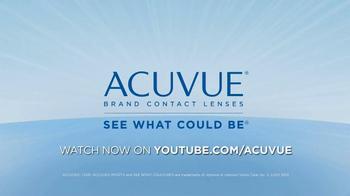 ACUVUE TV Spot Featuring Joe Jonas - Thumbnail 9