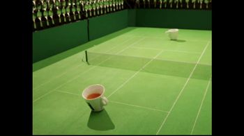 Lavazza TV Spot, 'Wimbledon'