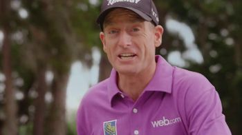 Constellation Energy TV Spot 'Eyes Closed' Featuring Jim Furyk - 56 commercial airings