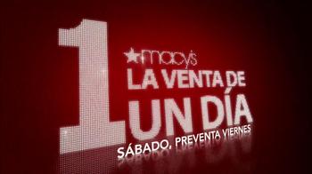 Macy's TV Spot [Spanish] - Thumbnail 1
