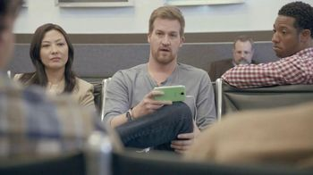 Samsung Galaxy S4 TV Spot, 'Layover'