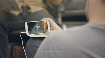 Samsung Galaxy S4 TV Spot, 'Layover' - Thumbnail 5