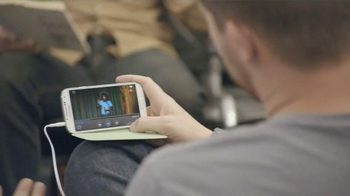 Samsung Galaxy S4 TV Spot, 'Layover' - Thumbnail 6