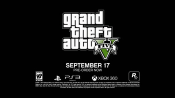 Grand Theft Auto V TV Spot, 'Introduction' - Thumbnail 10