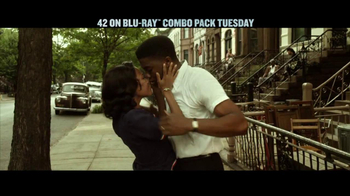 42 Blu-Ray & DVD Combo Pack TV Spot