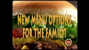 Fatburger TV Spot, 'New Menu Options'