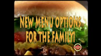 Fatburger TV Spot, 'New Menu Options' - Thumbnail 2