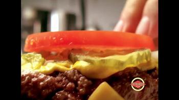 Fatburger TV Spot, 'New Menu Options' - Thumbnail 5